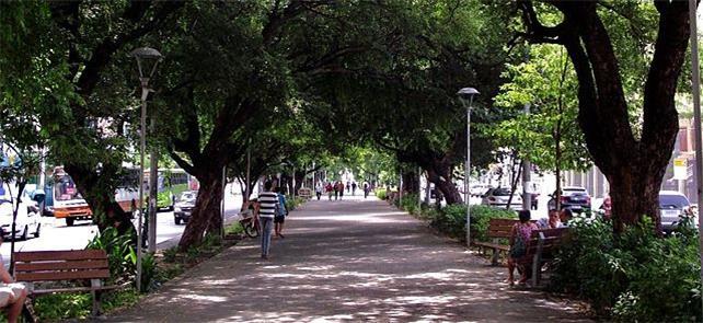 Local histórico em avenida de Teresina pode ser de