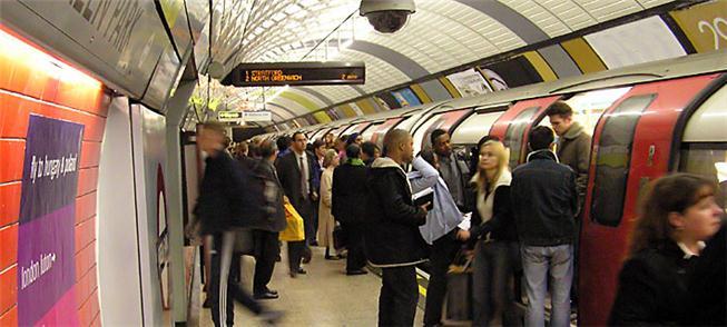 Londres anuncia metrô 24h para 2015