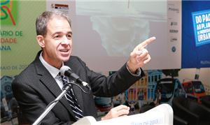 Luis Antonio Lindau, diretor-presidente da EMBARQ