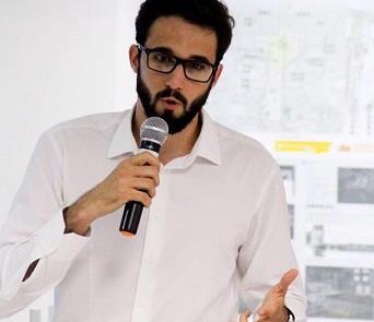 Luiz Mattos, idealizador do aplicativo OnBoard