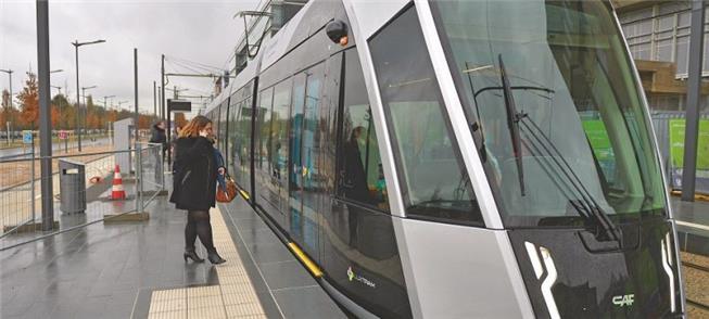 Luxemburgo, o primeiro com transporte público grat