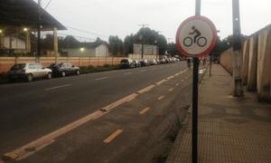 Macapá tem atualmente 8,8 quilômetros de ciclofaix