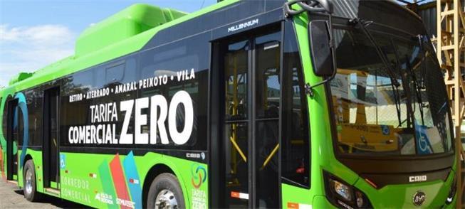 Mais dois ônibus elétricos