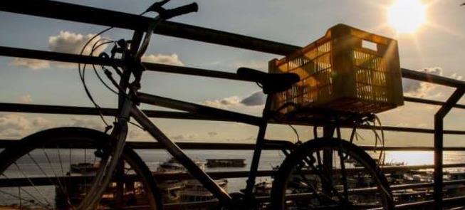 Manaus Pedala retrata o cotidiano dos ciclistas na