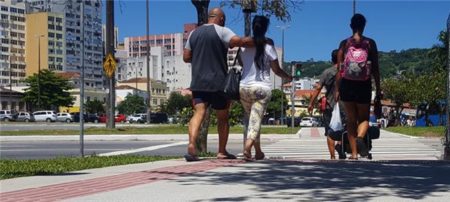 Manual de calçadas em SC quer estimular a mobilida
