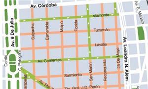 Mapa Buenos