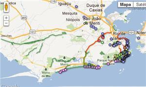 Mapa colaborativo