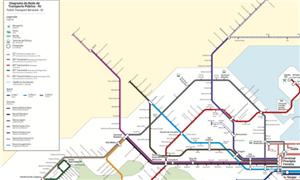 Mapa de Informações da Mobilidade da Cidade