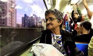 Maria do Socorro Alves, 69, que já desistiu