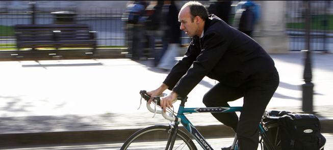 Menos impostos, mais bicicletas