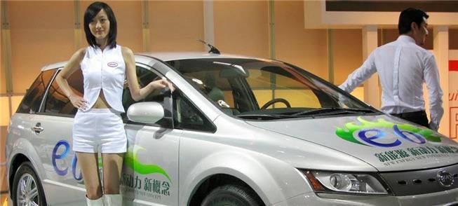 Mercado de carros elétricos como os da BYD saem be