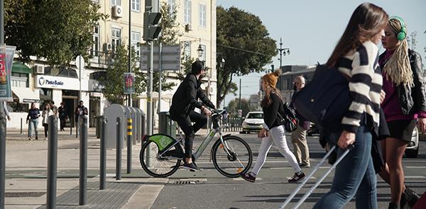 Meta é construir 10 mil km de ciclovias em Portuga
