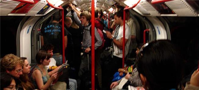 Metrô de Londres, The Tube para o londrinos