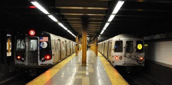 Metrô de NY é o maior do mundo em número de estaçõ