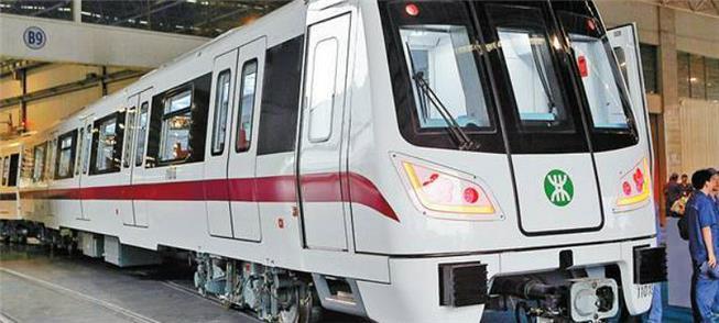 Metrô de Shenzhen (China), um dos 10 mais longos d