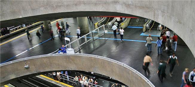 Metrô e CPTM reduzirão operação em até 35%. Foto: