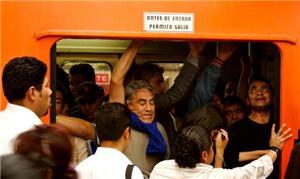 Metrô na Cidade do México