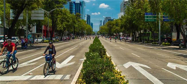 México dá incentivo a quem comprar bike ou carro e