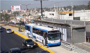México está experimentando BRT