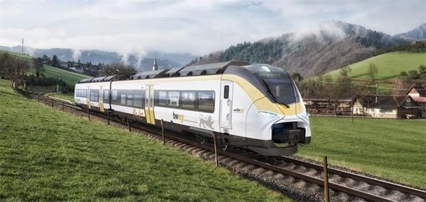 Mireo Plus H, trem movido a hidrogênio que entrará