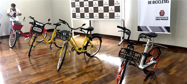 Mobike e Yellow trazem o sistema dockless para SP