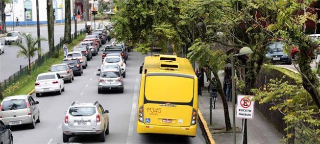 Mobilidade urbana de Joinville é pensada para o fu