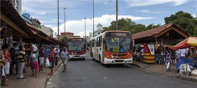 Mobilidade urbana Manaus