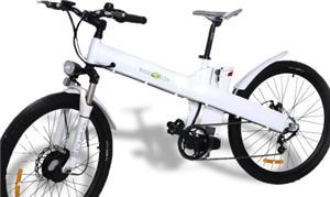 Modelo de bicicleta elétrica