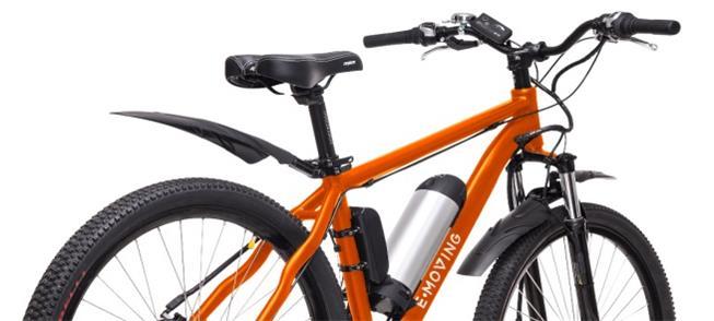 Modelo de e-bike para ser locada pelas empresas