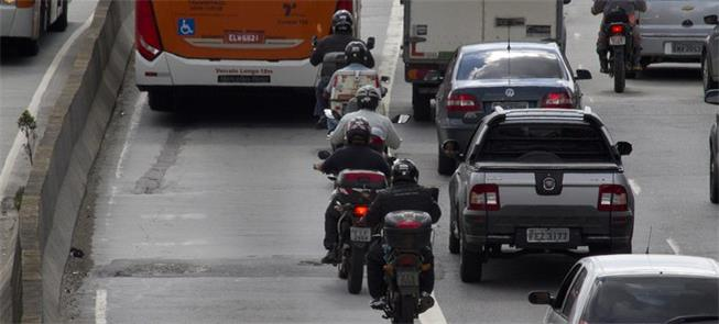 Mortes no trânsito na capital caem quase 7% em jan