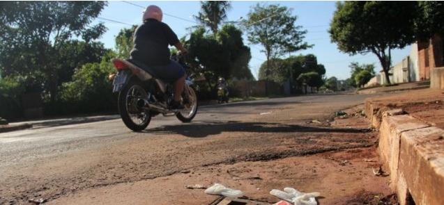 Motociclistas continuam liderando em número de vít