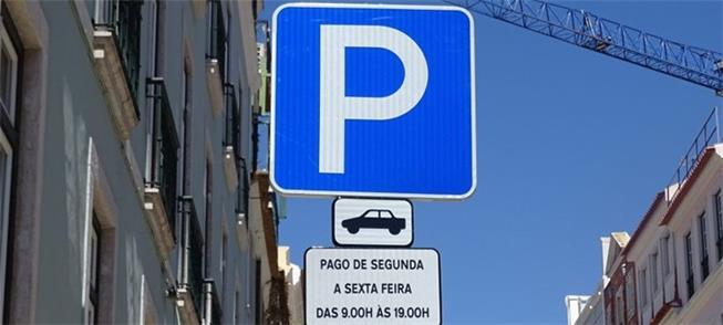 Motorista terá de pagar para estacionar nas vias d
