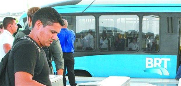 Muitos demoraram a saber que o BRT já está operand