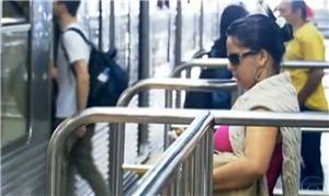 Mulheres já são 58% dos usuários do Metrô de São P