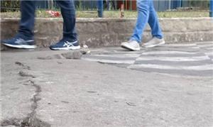 Na BA, guia de calçadas ganha nova versão