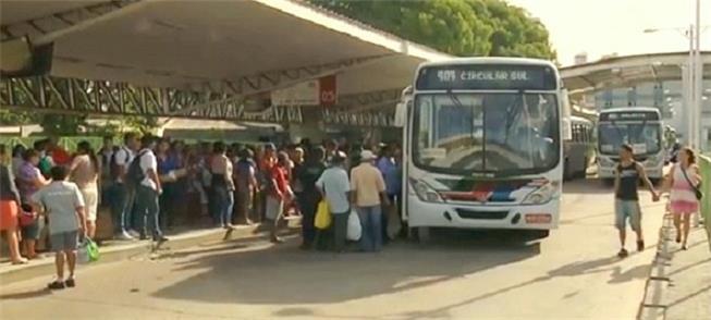 No Brasil, pouco se faz para melhorar o transporte