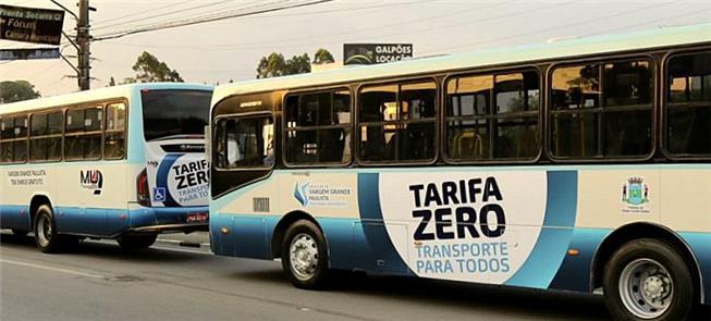 Nova frota de ônibus, sete linhas e gratuidade