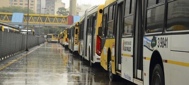 Nova licitação de ônibus, mais cara do que a versã