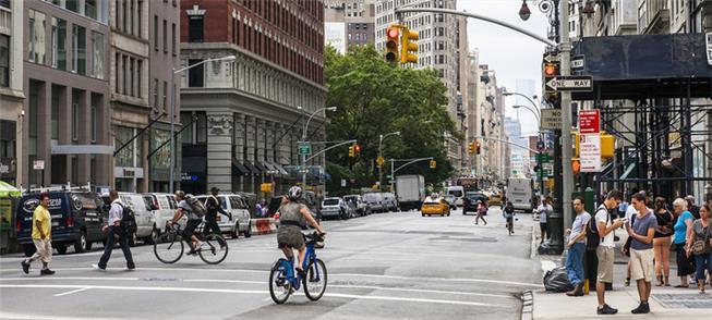 Nova York: 105 iniciativas para melhorar a mobilid