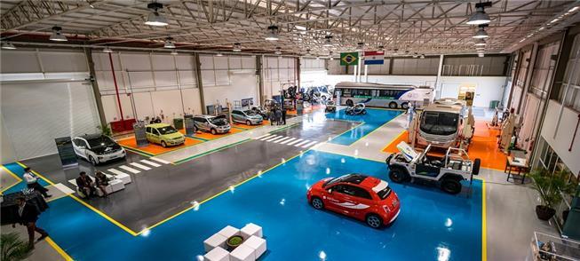 Novo Centro de Inovação em Mobilidade Elétrica de