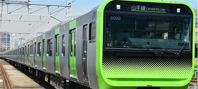 Novo modelo de trem no metrô de Tóquio
