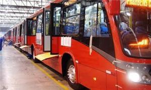 Novos ônibus em Manaus