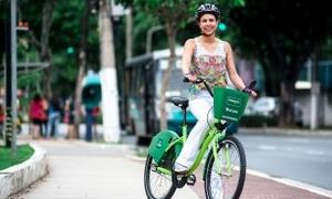O 'Bike Vitória' é o 1º projeto de compartilhament