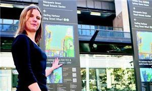 O objetivo é tornar a cidade de Sidney mais acessí