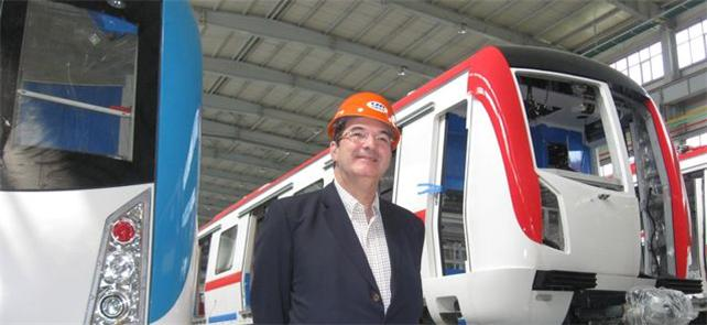 O presidente demissionário da Metrô Rio