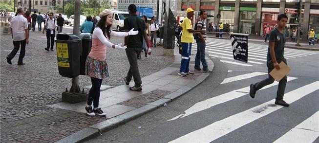 O Programa de Proteção ao Pedestre