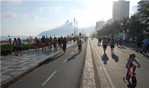 O Rio de Janeiro está testando o piloto do GPC