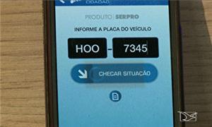 O Sinesp Cidadão está disponível para smartphones