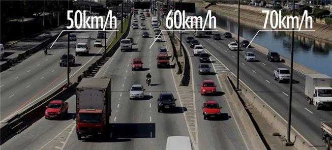 OAB tenciona suspender redução de velocidade em SP