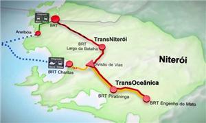 Obra da Transoceanica foi orçada em R$ 310 milhões